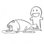漫画家阿李的个人主页-半次元banciyuan-AC外勤漫画时间图片