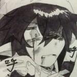 我画画像蔡徐坤
