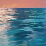 等到蓝天再看海