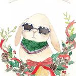 大黄兔奶糖