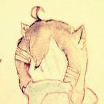阿符喜欢狼狼
