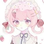 魔法草莓牛奶
